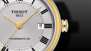 Tissot Bridgeport Automatic Gent