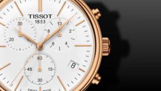 Tissot Carson Premium Chronograph 41mn