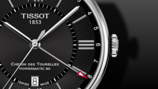 Tissot Chemin des Tourelles GMT Powermatic