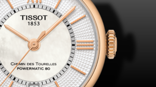 Tissot Chemin des Tourelles Powermatic Lady
