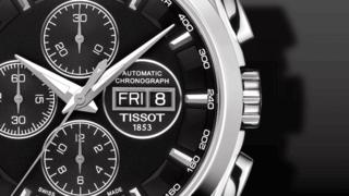 Tissot Couturier Automatic Chronograph H21