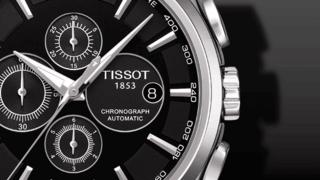 Tissot Couturier Automatic Chronograph