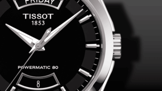 Tissot Couturier Powermatic Gent