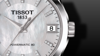 Tissot Couturier Powermatic Lady