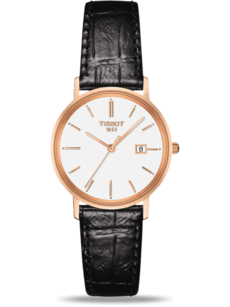 Tissot Goldrun Quartz Lady