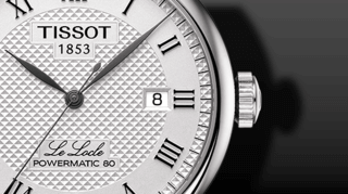 Tissot Le Locle Powermatic Gent