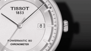 Tissot Luxury Automatic Gent COSC