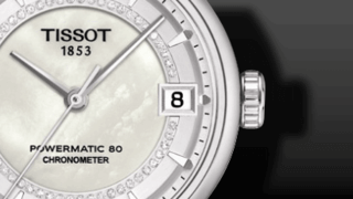 Tissot Luxury Automatic Lady COSC