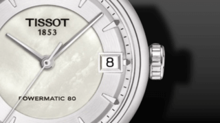Tissot Luxury Automatic Lady