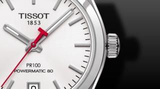 Tissot PR 100 Automatic Lady
