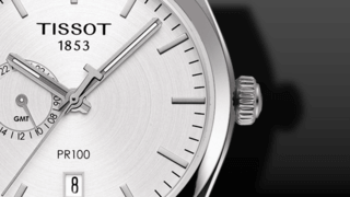 Tissot PR 100 Dualtime