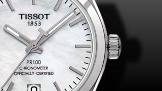 Tissot PR 100 Powermatic Lady COSC
