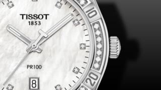 Tissot PR 100 Quartz Lady