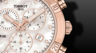 Tissot PR 100 Sport Chronograph
