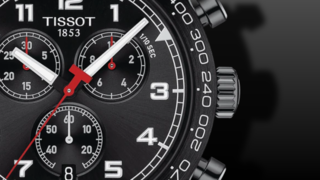 Tissot PRS 516 Quartz Chronograph 45mm