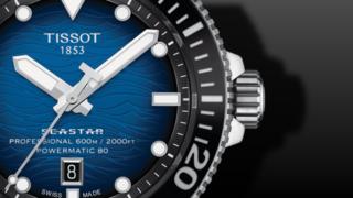Tissot Seastar 2000 Powermatic
