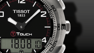 Tissot T-Touch II Stainless Steel Gent