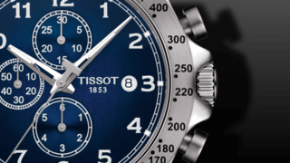 Tissot V8 Automatic Chronograph