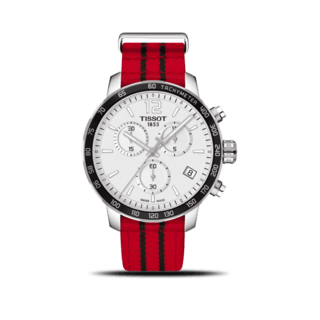 Tissot Herrenuhr Quickster NBA Chicago Bulls T095.417.17.037.04