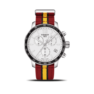 Tissot Herrenuhr Quickster NBA Teams Miami Heat T095.417.17.037.08