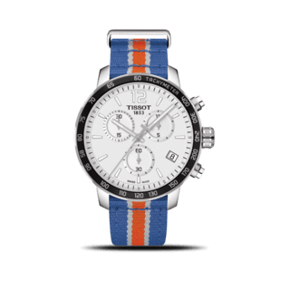 Tissot Herrenuhr Quickster NBA Teams New York Knicks T095.417.17.037.06