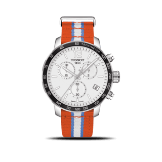 Tissot Herrenuhr Quickster NBA Teams Oklahoma City Thunder T095.417.17.037.14