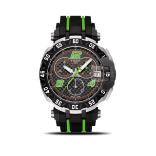 Tissot Herrenuhr T-Race Bradley Smith 2016 T092.417.27.207.02
