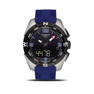 Tissot Herrenuhr T-Touch Expert Solar Ice Hockey Edition T091.420.47.057.02