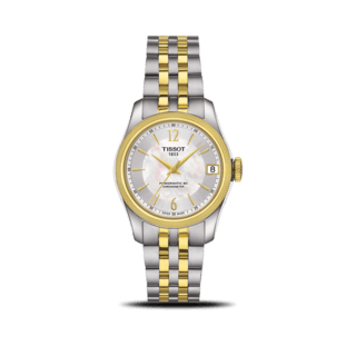 Tissot Damenuhr Ballade Powermatic Lady COSC T108.208.22.117.00