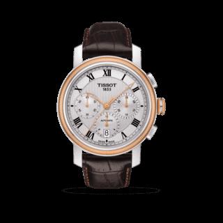Tissot Herrenuhr Bridgeport Automatic Chronograph Gent T097.427.26.033.00