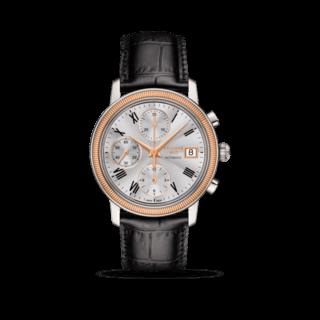 Tissot Herrenuhr Bridgeport Automatic Chronograph Gent T921.427.46.033.00