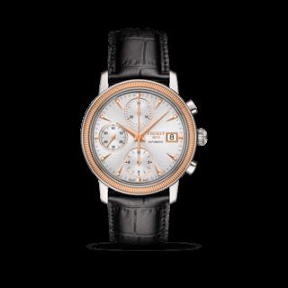 Tissot Herrenuhr Bridgeport Automatic Chronograph Gent T921.427.46.036.00