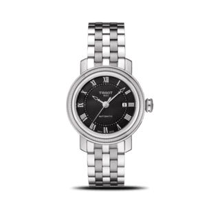 Tissot Damenuhr Bridgeport Automatic Lady T097.007.11.053.00
