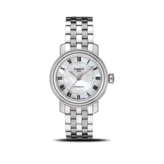 Tissot Damenuhr Bridgeport Automatic Lady T097.007.11.113.00
