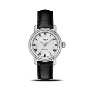 Tissot Damenuhr Bridgeport Automatic Lady T097.007.16.033.00