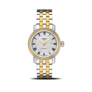 Tissot Damenuhr Bridgeport Automatic Lady T097.007.22.033.00