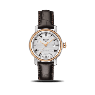 Tissot Damenuhr Bridgeport Automatic Lady T097.007.26.033.00