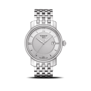 Tissot Herrenuhr Bridgeport Quartz Gent T097.410.11.038.00