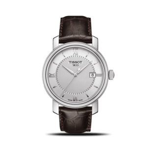 Tissot Herrenuhr Bridgeport Quartz Gent T097.410.16.038.00