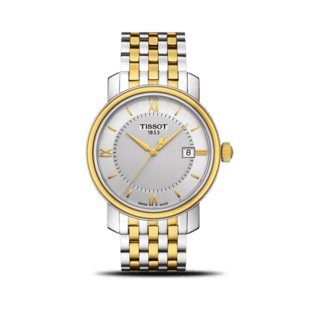 Tissot Herrenuhr Bridgeport Quartz Gent T097.410.22.038.00