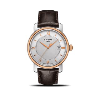 Tissot Herrenuhr Bridgeport Quartz Gent T097.410.26.038.00