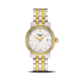 Tissot Damenuhr Bridgeport Quartz Lady T097.010.22.116.00