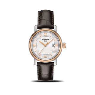 Tissot Damenuhr Bridgeport Quartz Lady T097.010.26.118.00