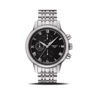 Tissot Herrenuhr Carson Automatic Chronograph T085.427.11.053.00