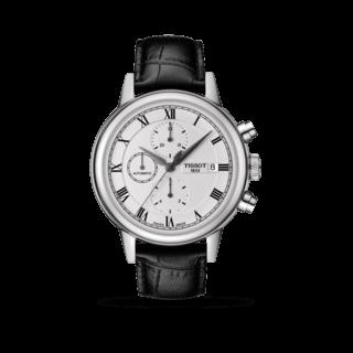 Tissot Herrenuhr Carson Automatic Chronograph T085.427.16.013.00