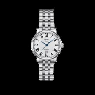 Tissot Damenuhr Carson Premium Automatic Lady T122.207.11.033.00