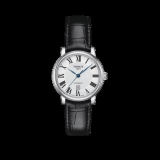 Tissot Damenuhr Carson Premium Automatic Lady T122.207.16.033.00