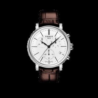 Tissot Herrenuhr Carson Premium Chronograph T122.417.16.011.00