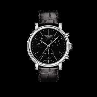 Tissot Herrenuhr Carson Premium Chronograph T122.417.16.051.00