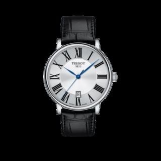 Tissot Herrenuhr Carson Premium Gent T122.410.16.033.00